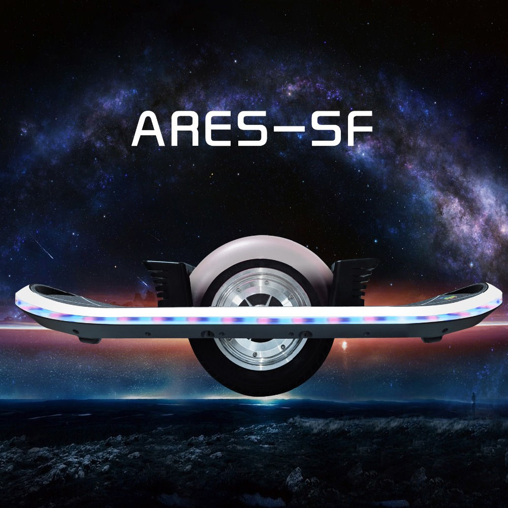 Fast 10 inch One Wheel Self Balancing Skateboard Electric Unicycle Bluetooth Scooter Hooverboard Smart Balance Board Motorcycle