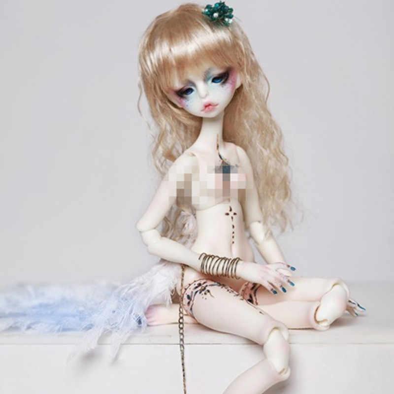 Новый продукт 2019 BJD Смола bjd кукла 1/6 Zora красивые крошечные передовые смолы идеальные качественные Подарки