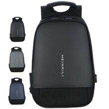 USB 15.6 充電旅行スマートバッグ 男性ノートブックバックパック男性