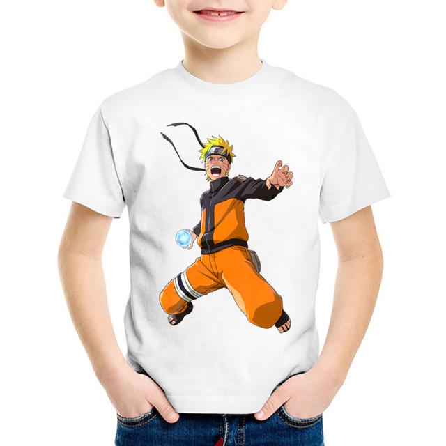 Naruto  T-shirts Kids