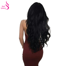 Real Beauty Malaysian Body Wave Bundles 1Pc 100% Human Hair Bundles Natural Color  8-26″ Non Remy Hair Extension Free Shipping