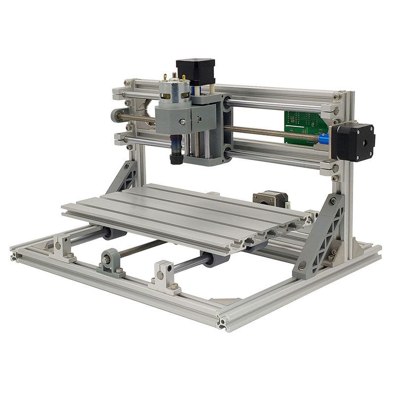 Mini 3018 Laser Engraving CNC Machine With 1GB TF Memory Card for Wood PCB PVC 3