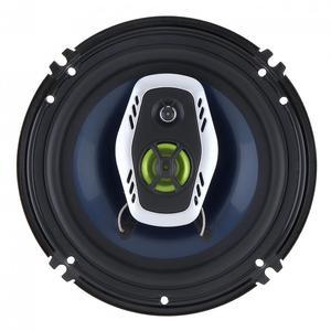 Image 5 - 1 Paar 6.5 Inch 16 Cm 600W 2 Manier Universele Auto Coaxiale Hifi Luidsprekers Auto Audio Muziek Stereo Speaker niet destructieve Installat