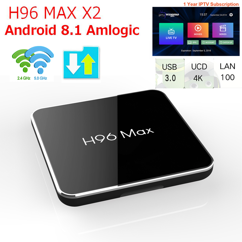Worldwide delivery android tv box 4gb ram iptv in NaBaRa Online