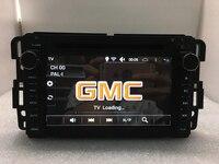 BYNCG Navirider OS 8,0 автомобильный проигрыватель Android для GMC 7 дюймов для стерео Радио автомобильной gps навигация bluetooth TDA7388 усилитель звука Системы