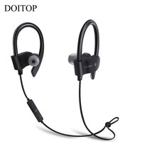 56S Wireless Bluetooth Earphone Headphone Wireless Running Stereo Music Headset Waterproof Bass Earbuds With Mic For