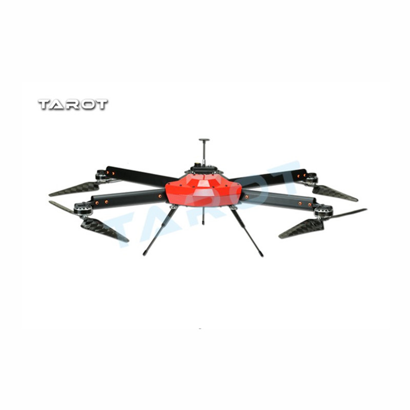 Tarot-RC Multicopter Peeper I Drone Arms Tube 750MM Drone FPV Folding Carbon Fiber Propeller Long Flight Time Combo TL750S1 tarot peeper i drone 750mm fpv quadcopter combo tl750s1