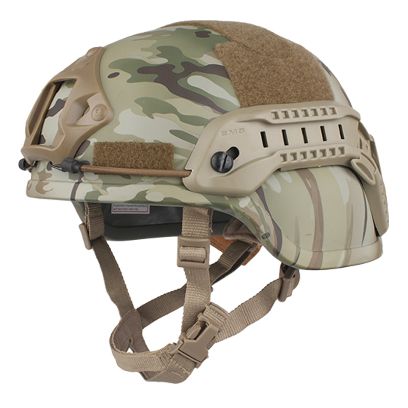 Sports Helmet  Ach Mich 2000 Special Action Version Airsoftsports Navy Seal Multicam Camouflage for Hunting Airsoft Helmet