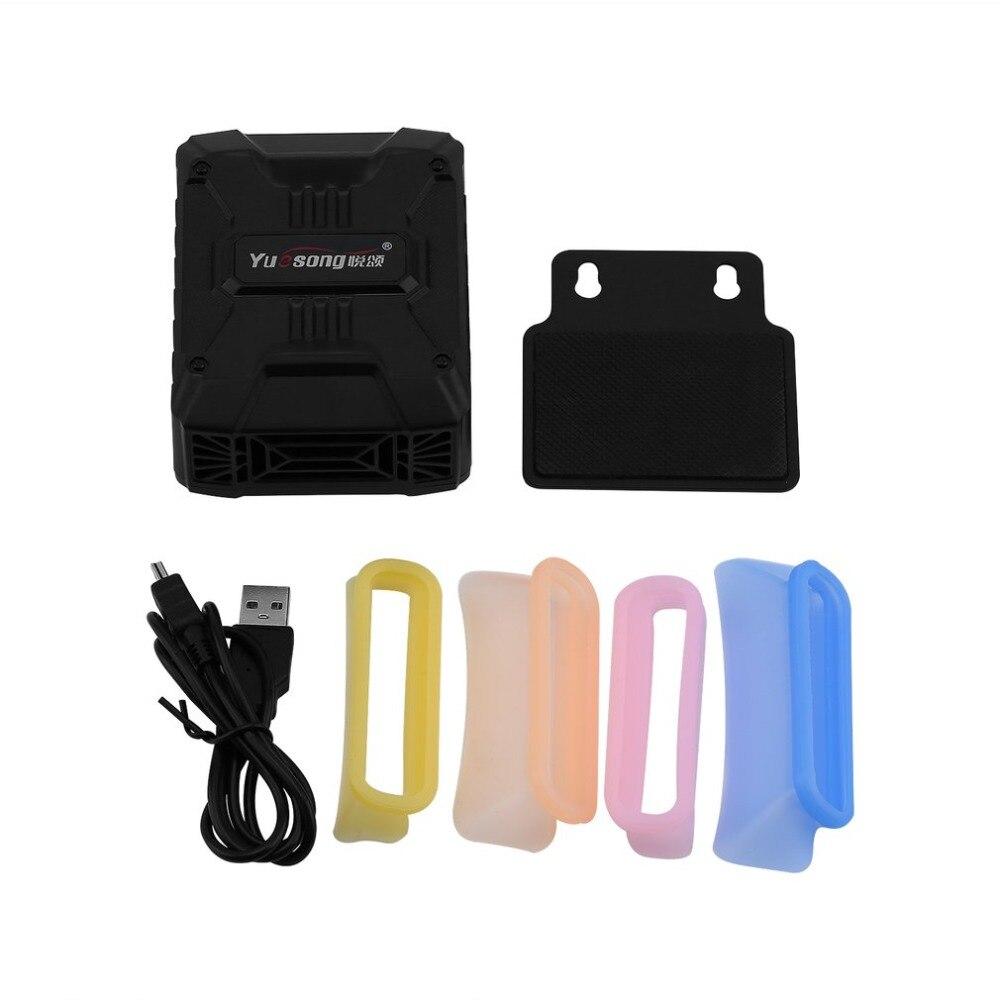 Ultra Silent Mini Vacuum Usb Laptop Cooler Air Extracting