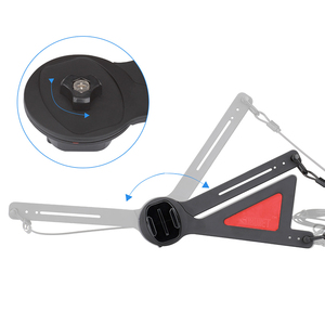 Image 5 - Ulanzi CentriGopro 360 度弾丸時間ショット効果移動プロ用の Gopro 6 5 4 スポーツカメラアクセサリー、移動プロ Videomakers