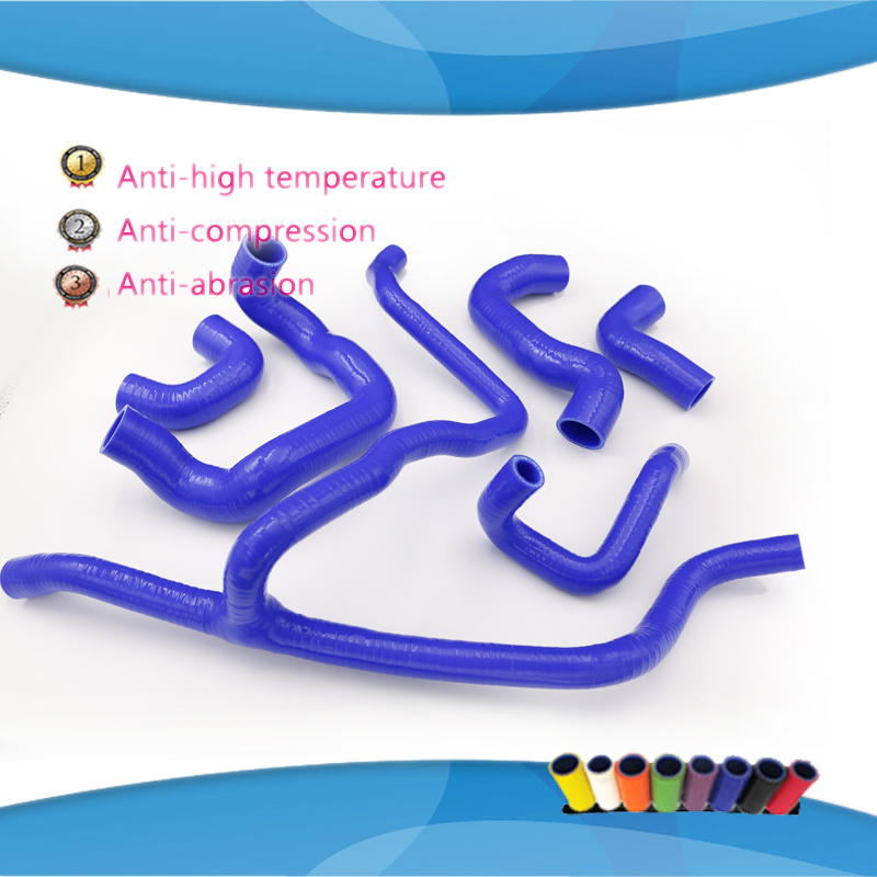turbo silicone boost intercooler pipe hose kit for bwm e30 m20 325 325i 6cy 1988-1993 купить