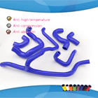 turbo silicone boost intercooler pipe hose kit for bwm e30 m20 325 325i 6cy 1988-1993