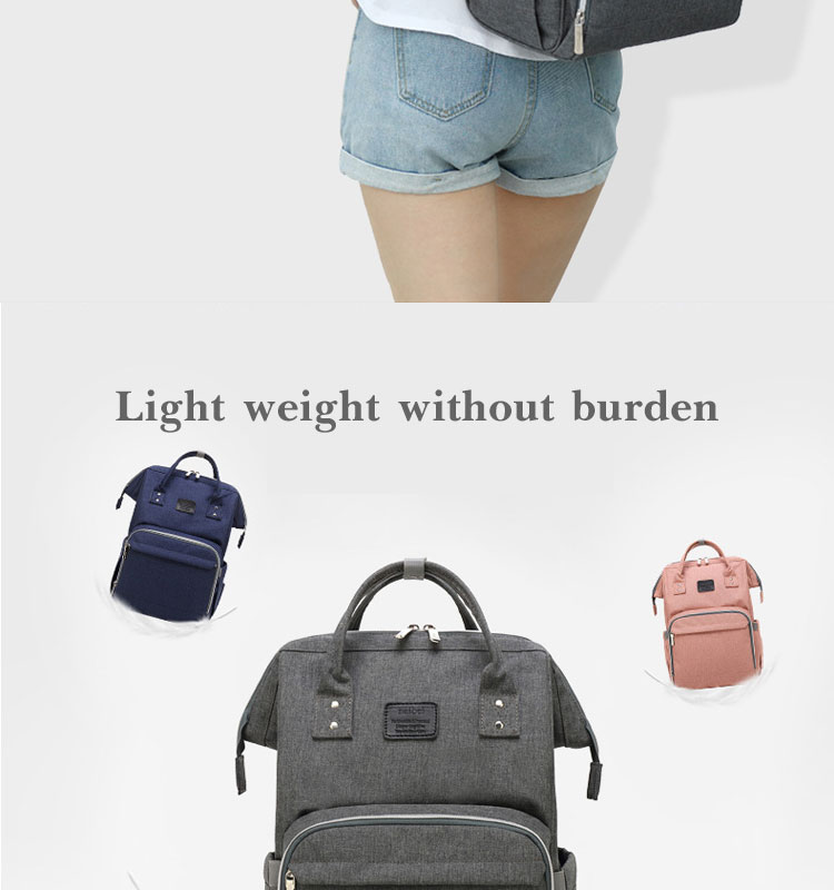 HTB1pAYOeoGF3KVjSZFoq6zmpFXaC Nappy Backpack Bag Mummy Large Capacity Bag Mom Baby Multi-function Waterproof Outdoor Travel Diaper Bags For Baby Care