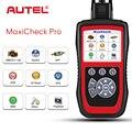Сканер Autel MaxiCheck Pro для ABS тормозов  авто кровотечение OBD2  инструмент диагностики  EPB/ABS/SRS/SAS/Подушка безопасности/сброс масла/BMS