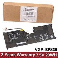 KingSener 7 5V 29WH Laptop Battery VGP BPS39 For Sony For Vaio Tap 11 SVT11213CXB SVT11215CW