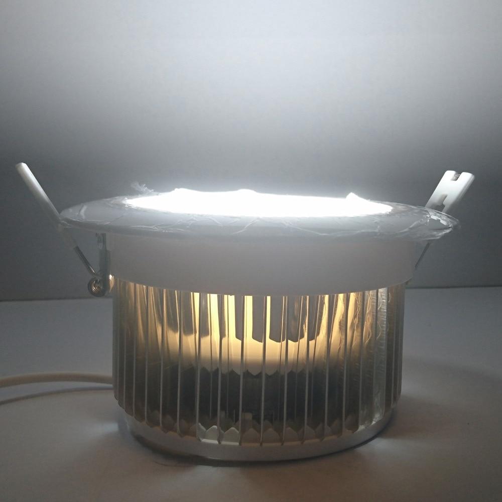 Ndriçimi i zbehtë i dritës IPROLED 6W 85mm me madhësi CCT 2800K - Ndriçim LED