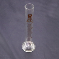 Graduated Cylinder Measuring 25ml Lab Glass