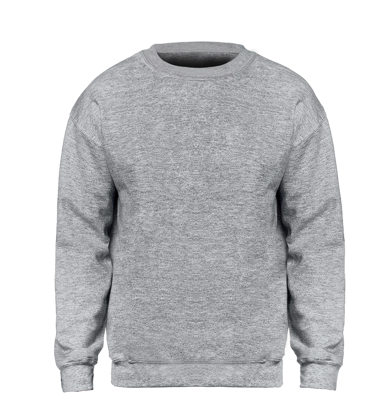 Solid color Sweatshirt Men Hoodie Crewneck Sweatshirts Winter Autumn Fleece Hoody Casual Gray Blue Red Black White Streetwear(China)
