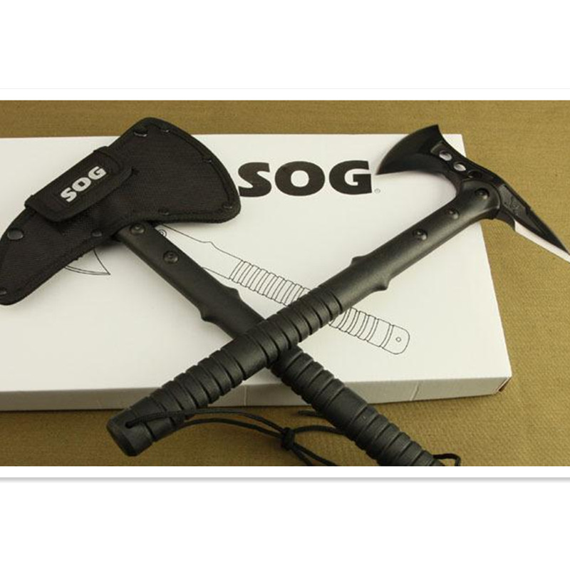 SOG M48 outdoor splitting axe New arrival tactical tool Survival Axe great camping Tomahawk Axe high quality Special devil Axe a lucky child a memoir of surviving auschwitz as a young boy page 2