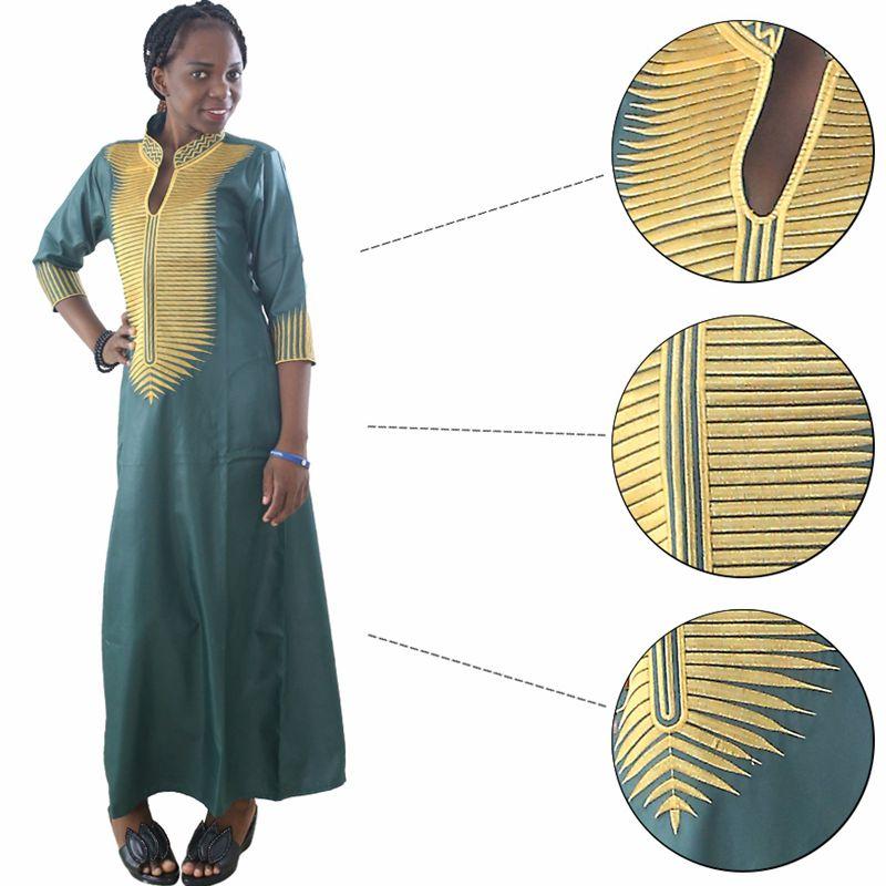 H & D συν μέγεθος αφρικανικές γυναίκες - Εθνικά ρούχα - Φωτογραφία 3