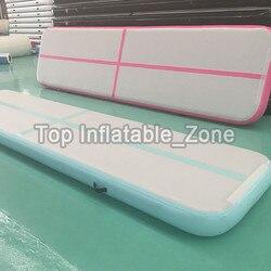 Большая скидка, надувные воздушные коврики для домашнего использования, 3 м, высококачественные надувные воздушные коврики для гимнастики ...