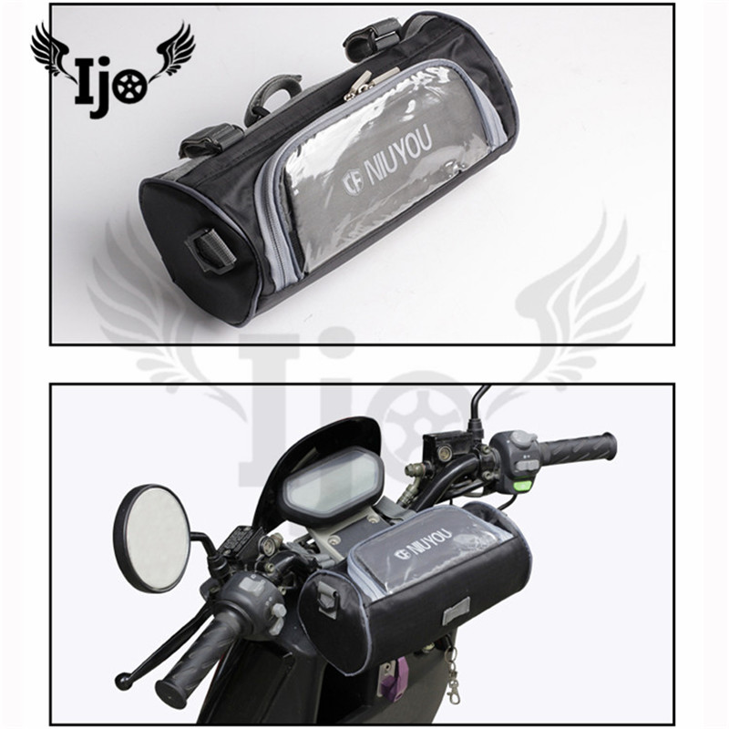 Motorcycle head bag multifunctional high quality storage bag universal motorcycle head storage bag