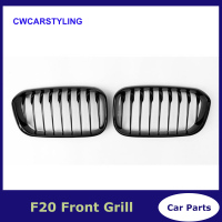 F20 LCI ABS front bumper Front grille for BMW facelifted F21 120i 118i 118d 116i M135i 2015 2018