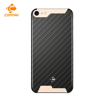 Real Carbon Fiber Case For IPhone 8 Ultra Thin Phone Case 4 7 Inch Housing Polishing