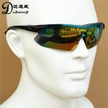 OBAOLAY Polarized UV-400 Sports Glasses MTB Road Bicycle Cycling Eyewear Men Wom