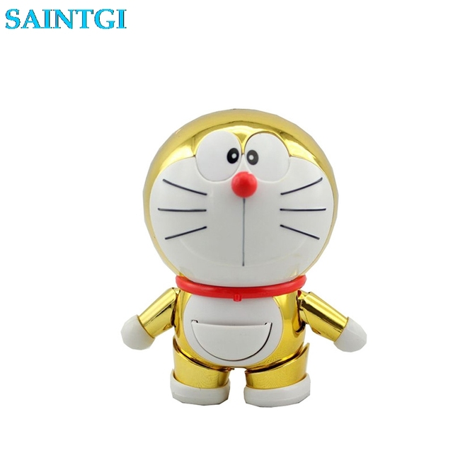 Saintgi Doraemon Robot Lucu 4 Anime Kartun Emas Roh 2112