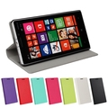 New Arrival 7 Color Ultra-thin Stand Flip Leather Case For Nokia Lumia 930 Mobile Phone Protective Cover