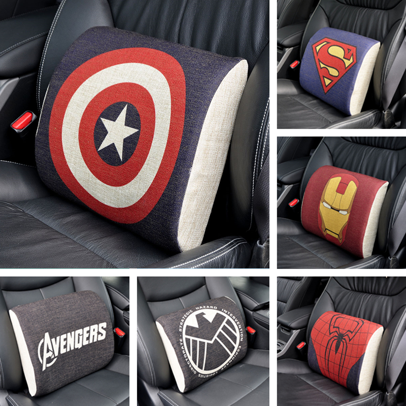 Lumbar Support Pillows Automobiles