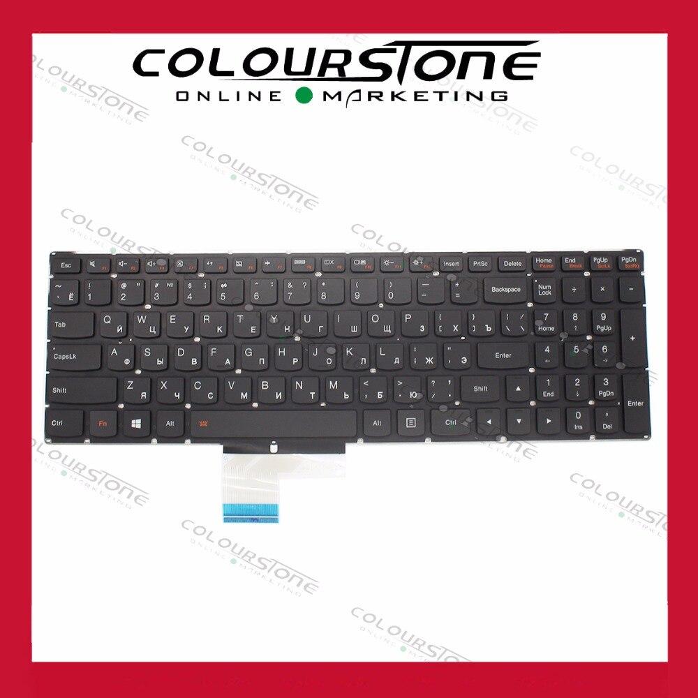 RU Laptop Keyboard For Lenovo Y50 Y50-70 Y70-70 RUSSIA Black with Backlit Keyboard laptop keyboard for lenovo for thinkpad x1 hybrid united kingdom uk russia ru germany gr arabia ar turkey tr black new