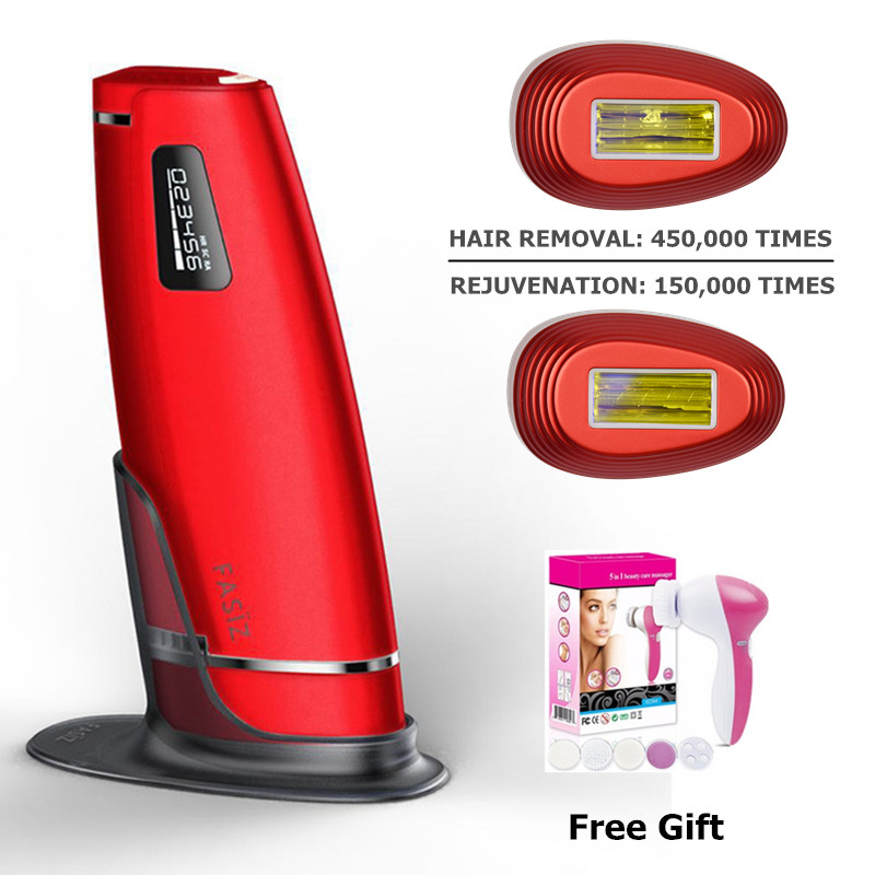 Pro Electric Hair Removal Machine Laser Epilator Permanent Hair Removal IPL laser Epilator Armpit Hair Removal Trimmer Bikini best selling most national magic showliss pro blu ray thermal hair removal device epilator