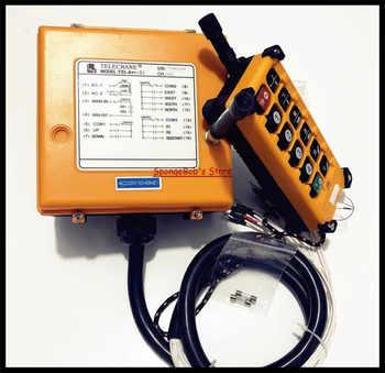F23-A++ DC24V/AC36V/AC220V/AC380V Industrial Radio Remote Control Hoist Crane Control Lift Crane 1x Transmitter + 1x Receiver - DISCOUNT ITEM  7% OFF All Category