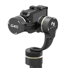 Feiyu Tech FY-G4S 4 Modes 360 Degree Moving 3-Axis Handheld Steady Gimbal for GoPro Hero 3 3+ 4 Feiyu G4S is G4 update version