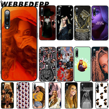WEBBEDEPP Beyonce Soft TPU Case Cover for Xiaomi Mi 6 8 A2 Lite 6 9 A1 Mix 2s Max 3 F1 Case webbedepp little mix soft tpu case cover for xiaomi mi 6 8 a2 lite 6 9 a1 mix 2s max 3 f1 case