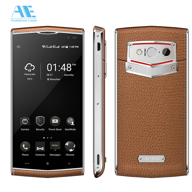 Original LEAGOO VENTURE 1 Smartphone MT6753 Octa Core Android 5.1 Cellphone 5.0'' 3G RAM 16G ROM 13.0MP 4G LTE Mobile Phone