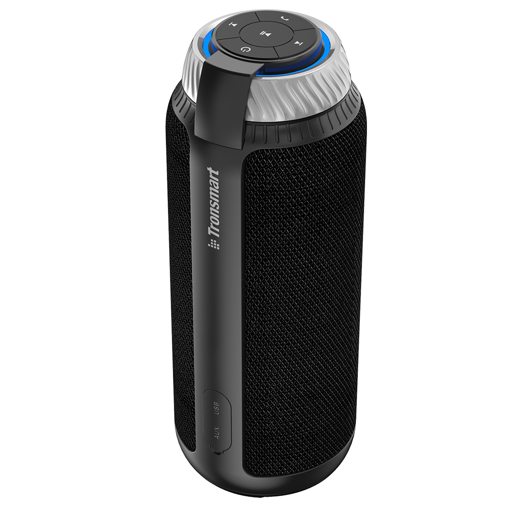 Tronsmart Element T6 25 W DSP Portable Bluetooth Speaker with 360 Stereo Sound Deep