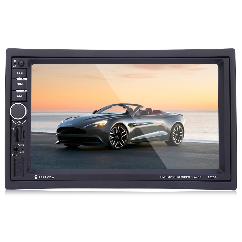 Cheap 7 Inch Touch Screen Car Audio Stereo Auto Multimedia