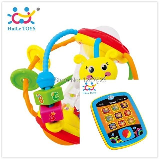 Plastic Bebe Toys Baby Rattles Healthy Ball Brinquedo para Educativos Eletronicos Tablet  Free Shipping 929 & 996