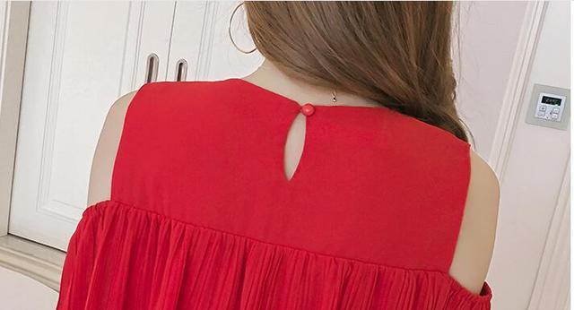Breast feeding Dress for Pregnant Women 4