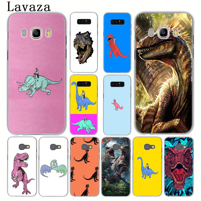 online store 73262 31db5 US $1.89 |Lavaza Dinosaurs and batman Phone Cover Case for Samsung Galaxy  A6 A8 Plus A7 A9 2018 A3 A5 2017 2016 2015 Note 9 8 Cover-in Half-wrapped  ...