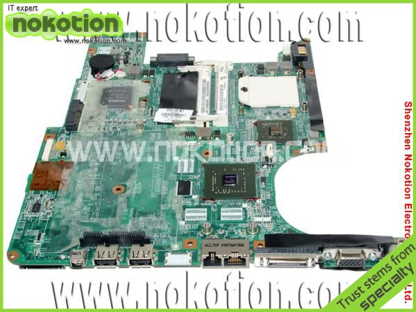 ФОТО 443774-001 laptop motherboard for HP DV6000 DDR2 Full Tested Mainboard Mother Boards warranty 60 days