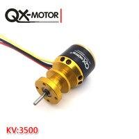 QX MOTOR QF2611 3500KV 4500KV Brushless Motor 55mm 64mm Ducted Fan Jet EDF 3 4S Lipo