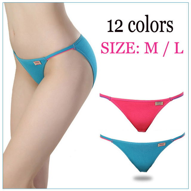 T-back Modal Super Low Rise Thong Lingerie Lady Waist