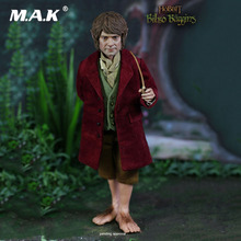 THE LORD OF THE RINGS 1/6 Scale Collectible Full Set The Hobbit Bilbo Baggins Action Figure Model for Fans Collection Gifts