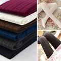 2017 mujeres del resorte patrones de jacquard panti medias de la alta calidad con 3D, flaco, cálido y alta stretch, 140 Denier