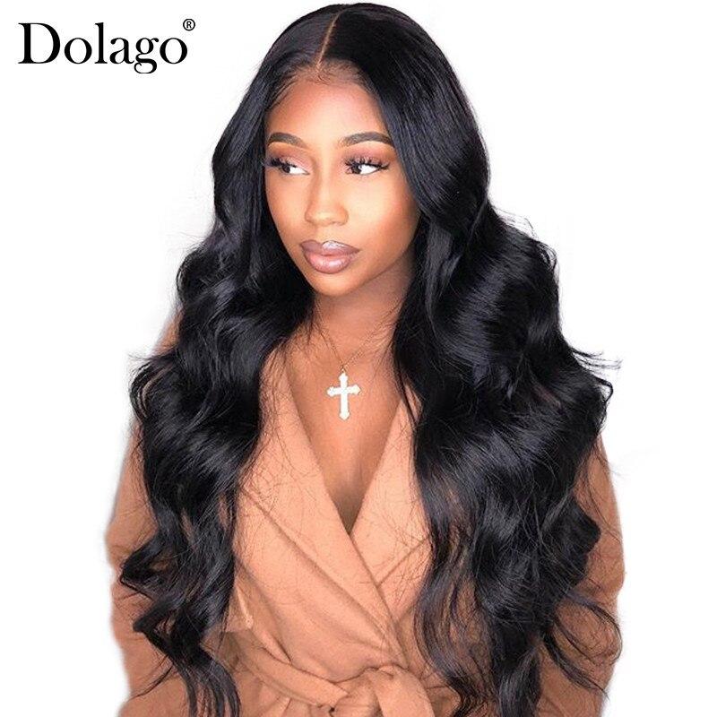 Средства ухода за кожей волна 13x6 синтетические волосы на кружеве натуральные волосы Искусственные парики для женщин 250% плотность