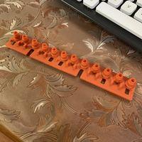 1 PCS Geleidend Rubber Contact Pad Knop D-Pad voor Yamaha PSR-S700/900/710/910/ 750/950 PSR-E313/323/333 740/1000/1500/2000